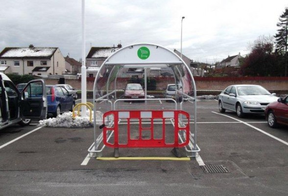ASDA Trolley Park1