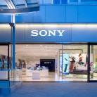 Sony Storefront
